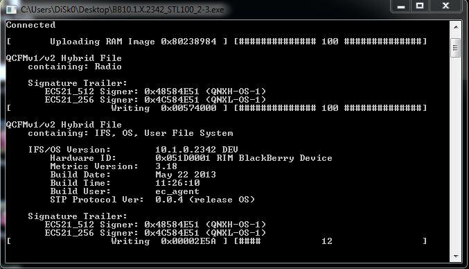BlackBerry OS 10 BlackBerry 103 OS Software
